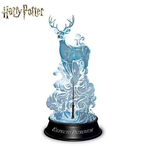 "HARRY POTTER ""Expecto Patronum"" Illuminated Sculpture"