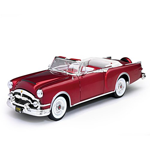 "1:18-Scale ""1953 Packard Caribbean"" Convertible Diecast Car"