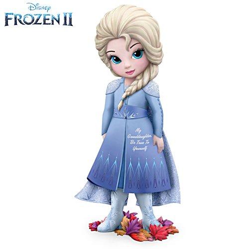 "FROZEN 2 ""My Granddaughter, Be True To Yourself"" Figurine"
