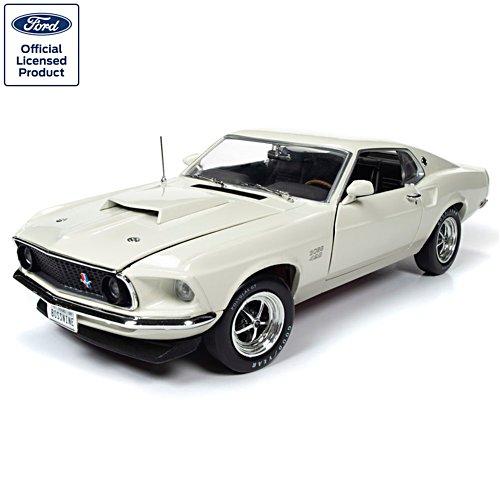 Mustang Fastback Boss 429