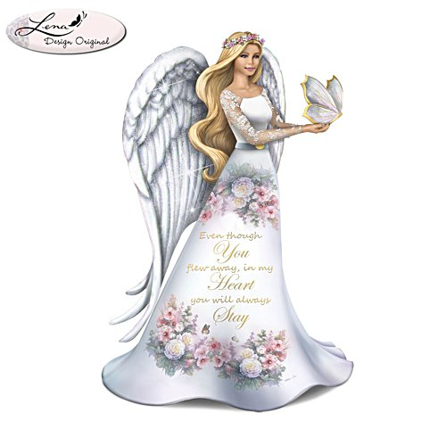 Lena Liu 'Forever In Our Hearts' Angel Figurine