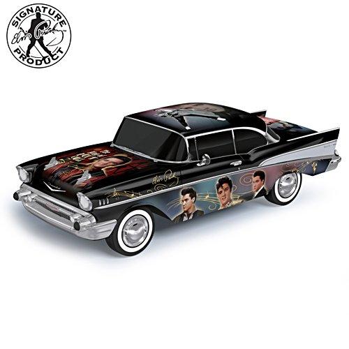 Elvis Presley™ 'King Of The Road' Bel Air Sculpture