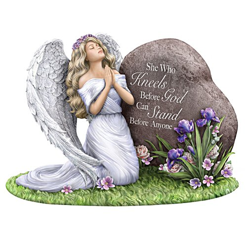 Dona Gelsinger Praying Angel Figurine