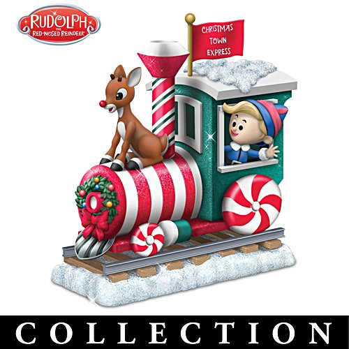 All Aboard The Rudolph Express Collection
