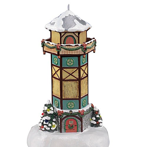 """Observation Tower"" For HO-scale Train Display"
