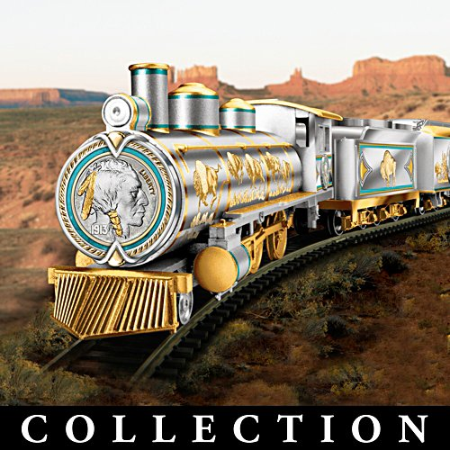 'The Spirit Of The West' Train Collection