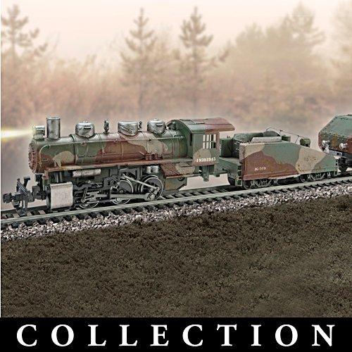 Panzerzug – Modelleisenbahn-Kollektion