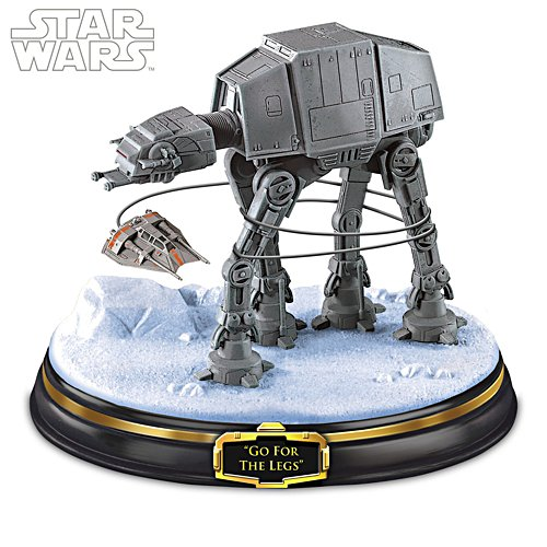 Star Wars™ 'Epic Moments' Sculpture