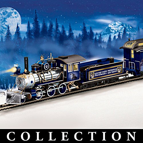 Wolf Art Express Electric Train Collection