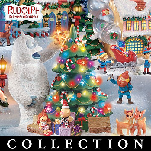 Rudolph The Red Nosed Reindeer® Holiday Village