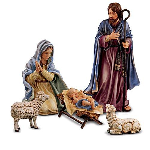 Die Nacht der Heiligen Familie – Krippen-Kollektion