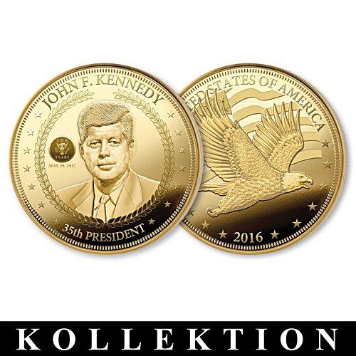 John F. Kennedy – Münzkollektion