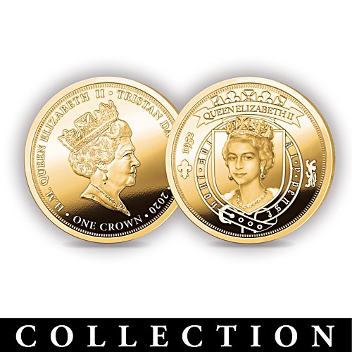 British Monarchs Commemorative Proof Coin Collection