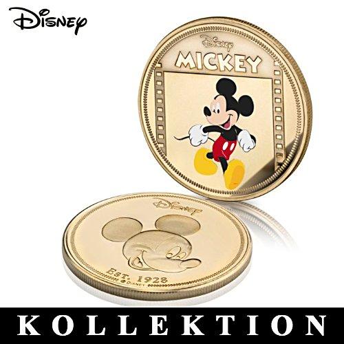 90 Jahre voller Magie – Disney-Medaillenkollektion