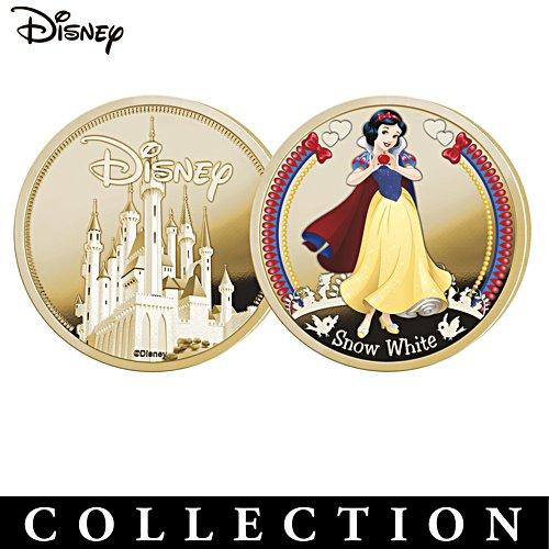 Disney Snow White Coin Collection