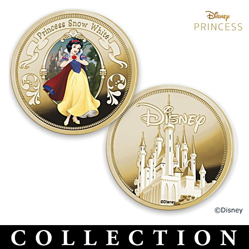 Disney Princess Proof Collection