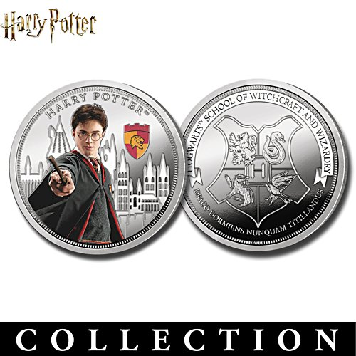 HARRY POTTER™ Silver-Plated Proof Collection