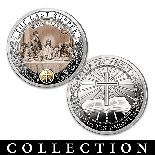 'Greatest Stories Of The Bible' Proof Coin Collection