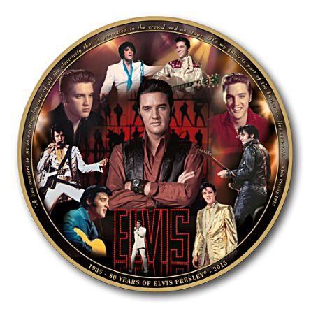80 Anni di Elvis Presley
