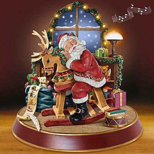 Droom zacht, lieve kerstman