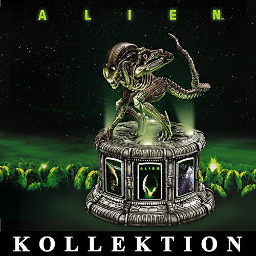 Alien Zippo-Feuerzeug-Kollektion