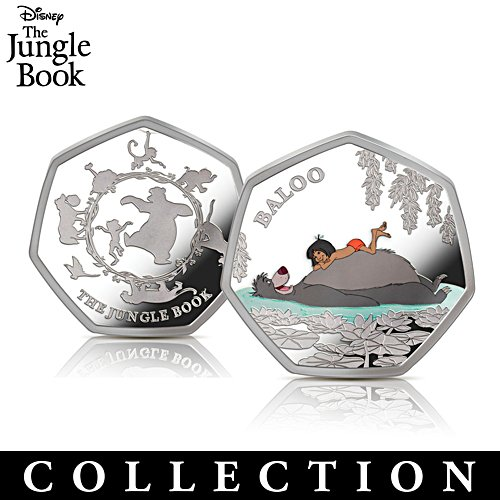 The Official Disney Jungle Book Commemorative Collection