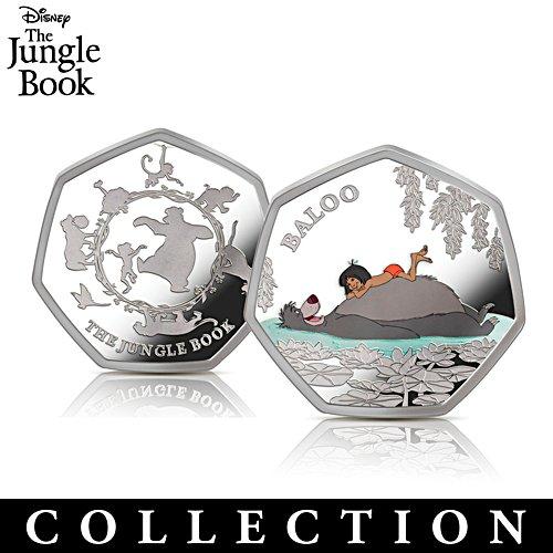 Das Dschungelbuch – Disney-Medaillen-Kollektion