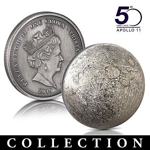 50 Jahre Mondlandung – Münz-Kollektion
