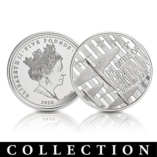 The Battle of Britain 80th Anniversary Coin Collection
