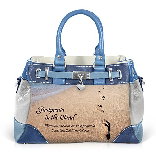 Mein Glaube trägt mich – Handtasche