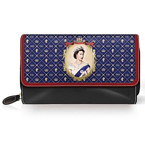 Queen Elizabeth II 'Royal Elegance' Ladies' Purse
