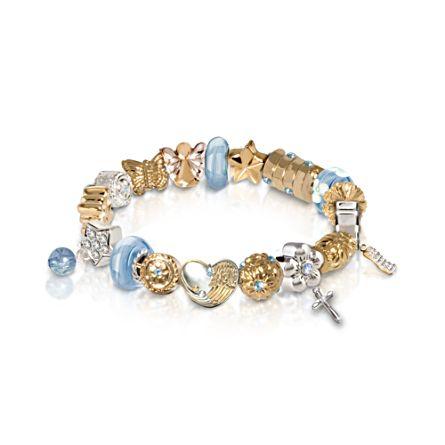 'Always In My Heart' Remembrance Bracelet