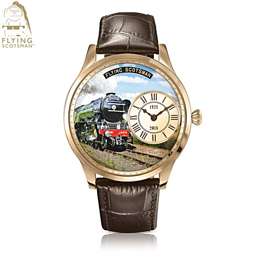 Flying Scotsman 90th Anniversary Non-Stop Run Men's Watch