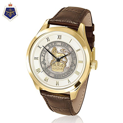 King's Shilling Commemorative Men's Watch