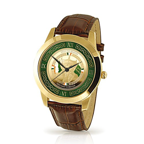 Forever Ireland Commemorative Men's Watch