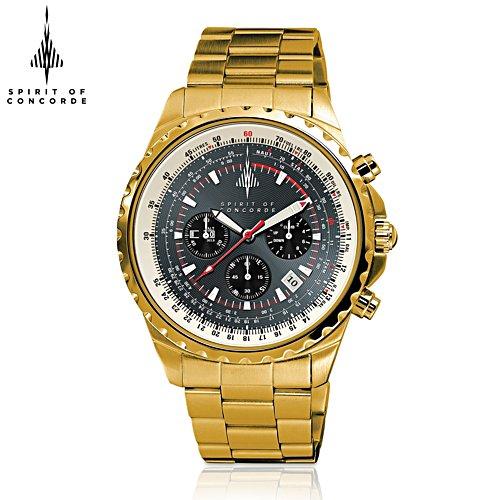 50th Anniversary Of Mach 2 Spirit Of Concorde Chronograph Watch