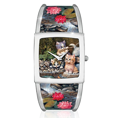 Purr-fect Companions Keepsake Watch