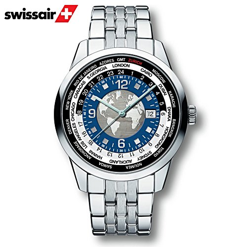 Pride of Swissair Men's Watch