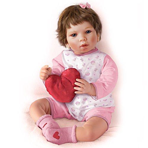 Natalie och hennes lilla gosehjärta