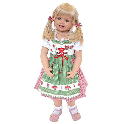 Louisa Dirndl Girl