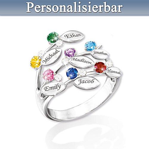 Meine geliebte Familie - Ring