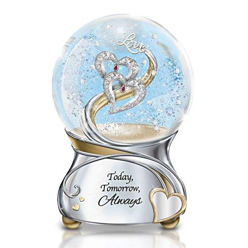 Mijn grote, eeuwige liefde – glitter-globe