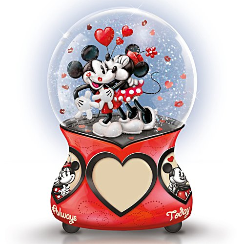 Für immer ein Traumpaar – Disney-Schneekugel