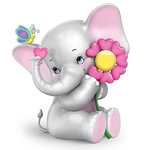 Ich schenk Dir mein Herz – Elefanten-Figurine