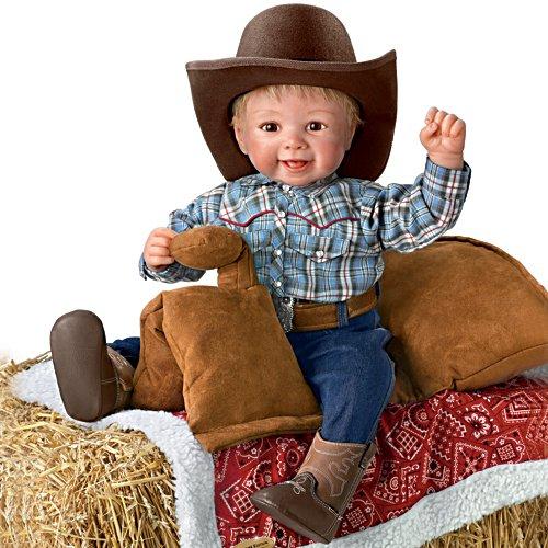 Ben, mein kleiner Wildfang – Cowboypuppe