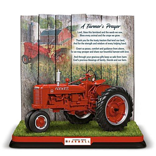 Der Farmall-Traktor Modell H – Traktor-Diorama