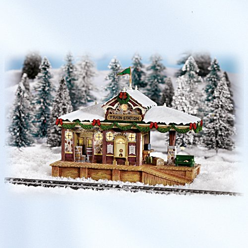 Modelleisenbahn: Viktorianischer Bahnhof