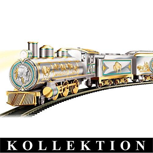 Der Geist des Westens-Express – Modelleisenbahn