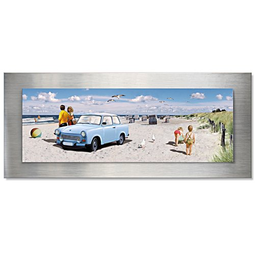 Trabi Goes to Holiday – Panorama-Gemälde