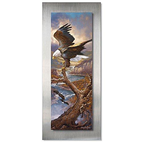 Koning van de lucht – panorama-wandschilderij